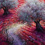 Tierras rojas - Comentarios a su obra